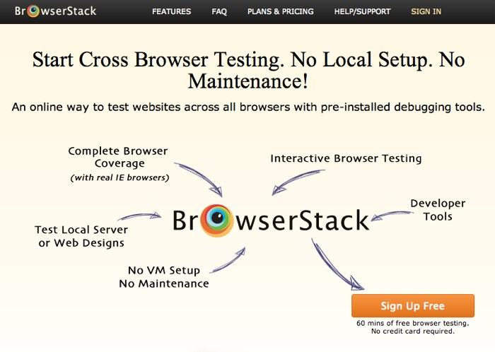 Browser Stack