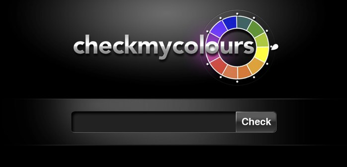 Check My Colours