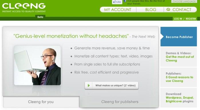 Cleeng.com
