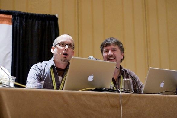 Live Podcast recording at SXSW