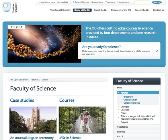 Open University Design