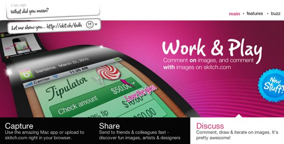 Screen capture from skitch.com