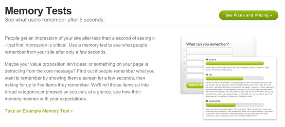 Memory test on Verify