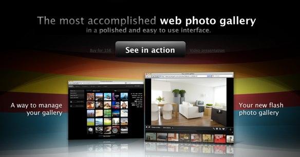 Picsengine homepage