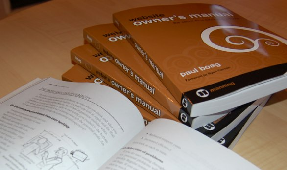 Alt Photo of the Website Owners Manual