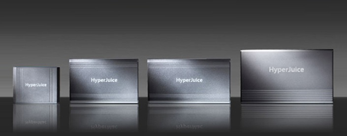 HyperJuice Range of External Batteries