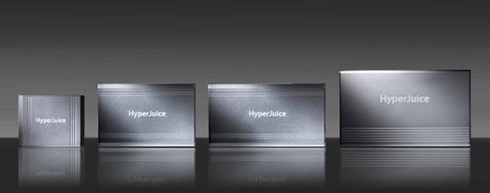 HyperJuice Range of External Batteries