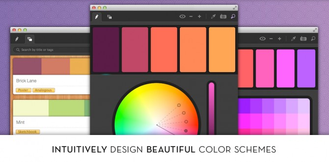 Spectrum Colour App