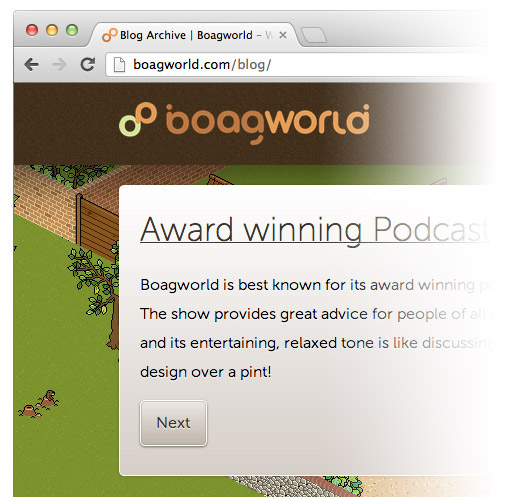 Boagworld is in Beta