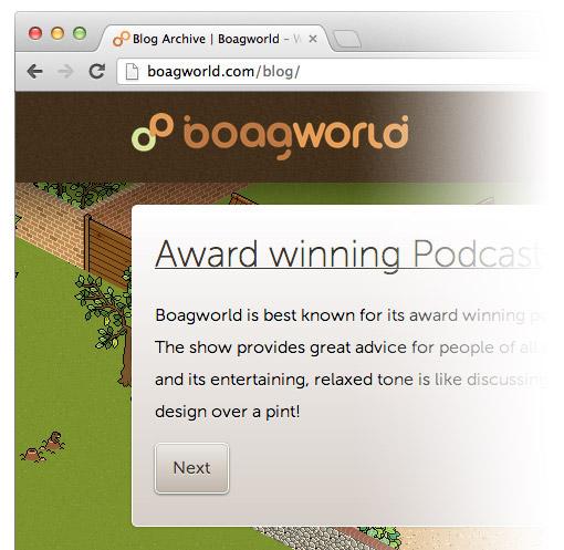 Boagworld is in Beta