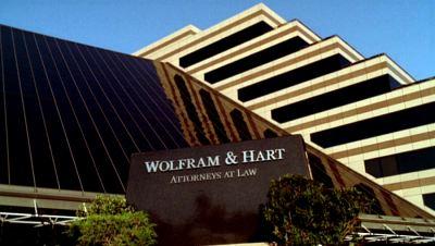 Wolfram & Hart Offices