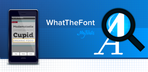 Whatthefont screenshot