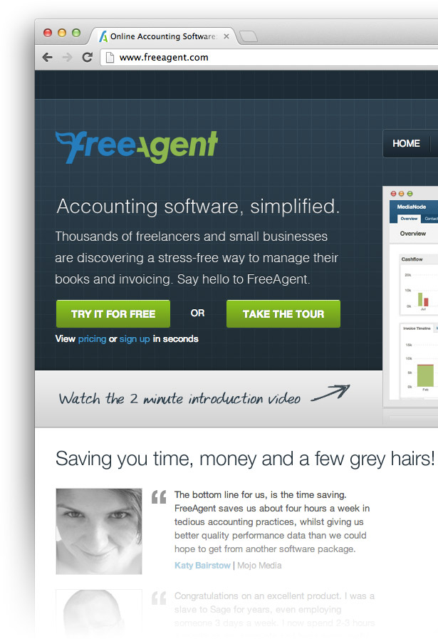 freeagent featured image