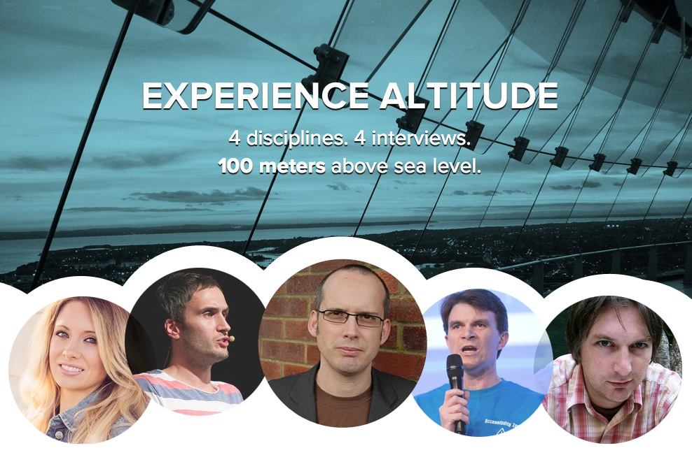 The Altitude website