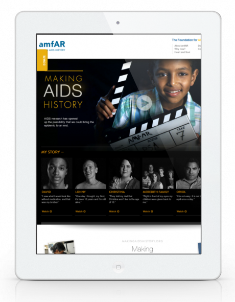 Make aids history