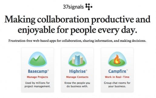 37 Signals website