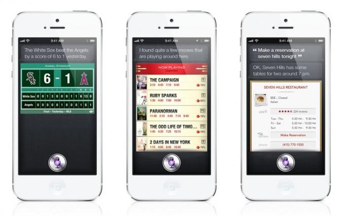 Siri for iOS
