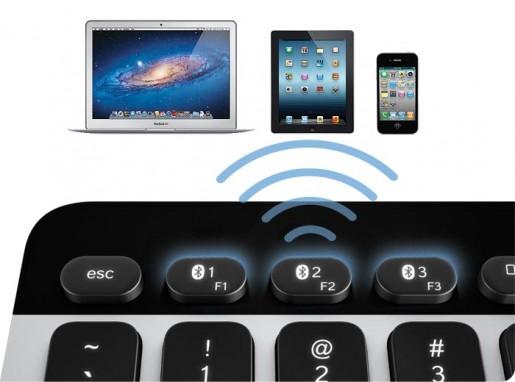 Logitech Easy Switch Keyboard