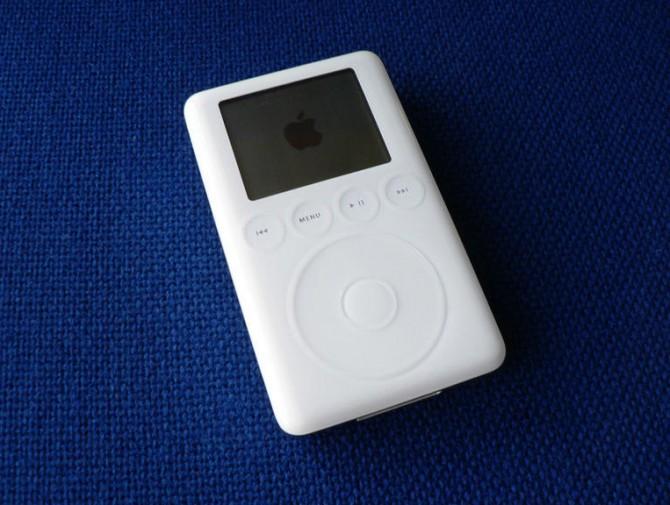 Early Apple iPod
