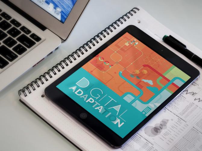 Digital Adaptation on iPad