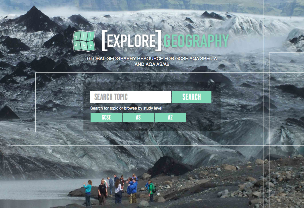 Explore Geography