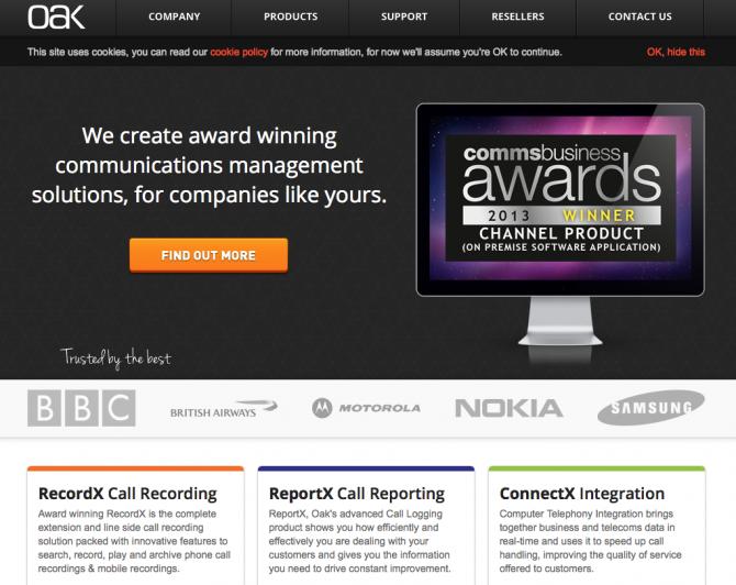 Oak Telecom Ltd