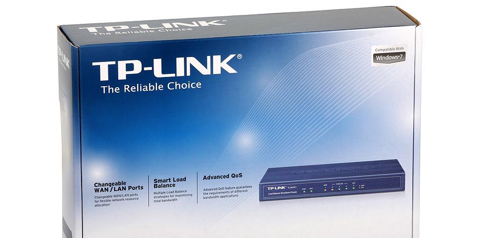 TP Link TL-R470T+ router