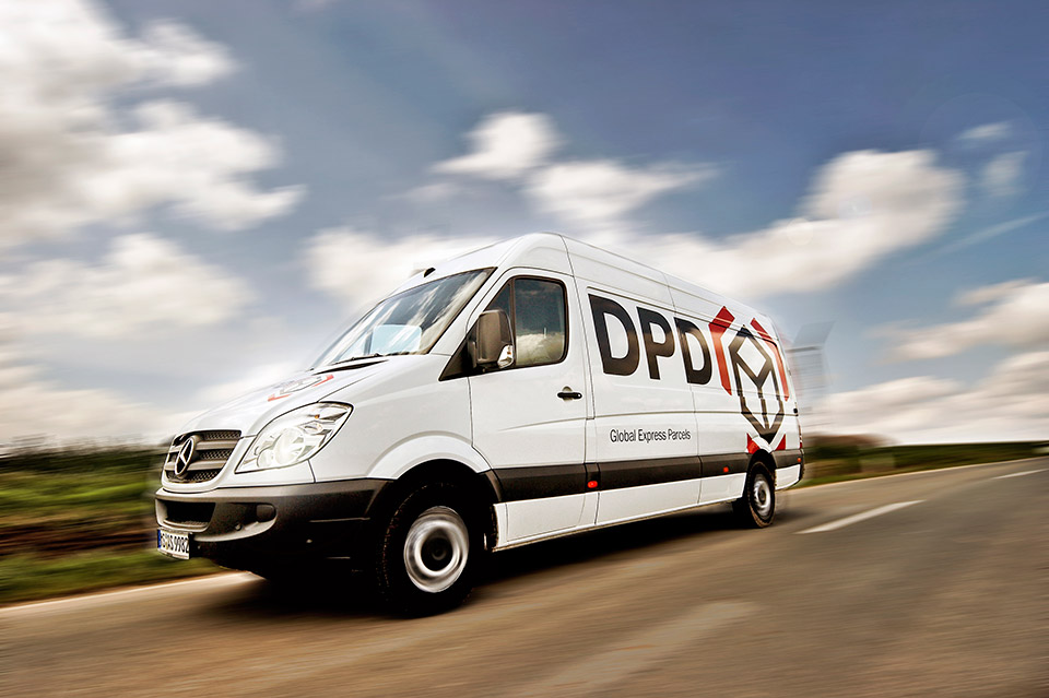 Using GPS DPD can allow customers to track their parcel in realtime.