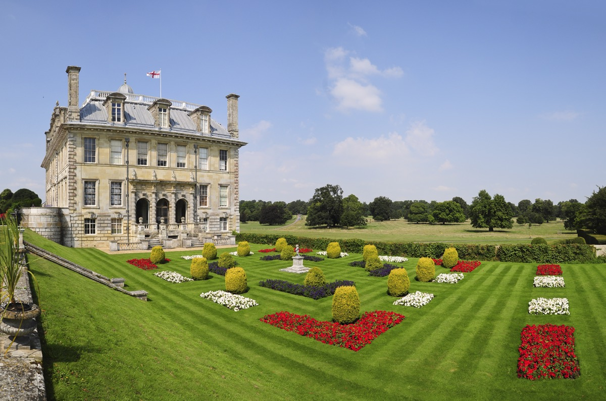 Digital can even improve the experience of visiting a historic landmark like Kingston Lacy.