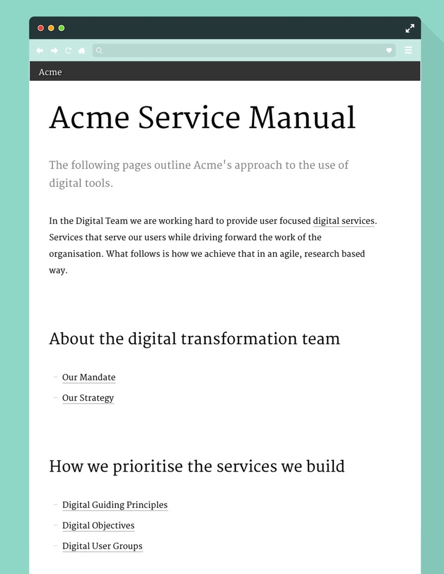 manual writing template – Sample Shipping Manual Template