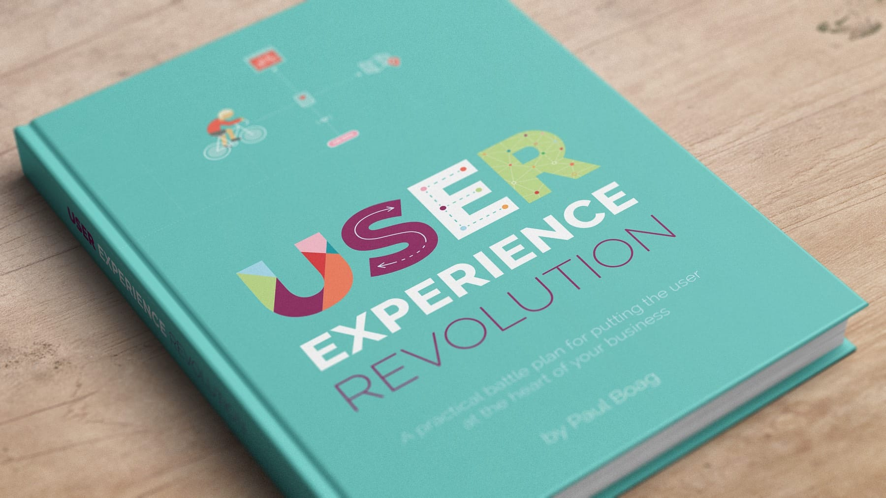 Signup to be the first to know when my book on building a user experience culture is released.
