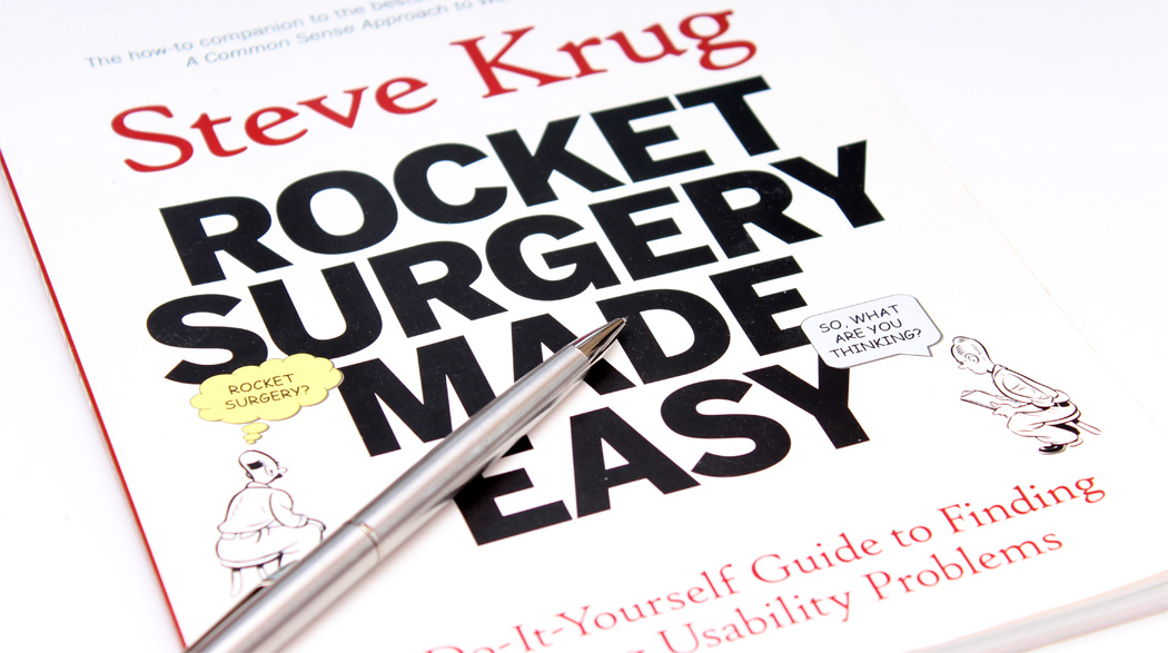 If you aren't running open, regular usability sessions I would highly recommend Steve Krug's book Rocket Surgery Made Easy.