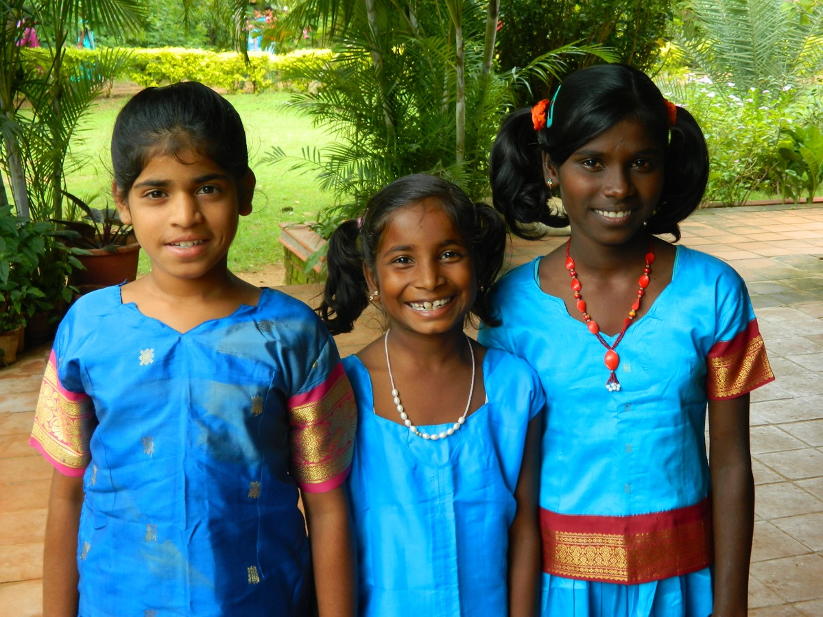 Girls at the Bethesda Project get the education they need to break free from the cycle of poverty and forced marriage.