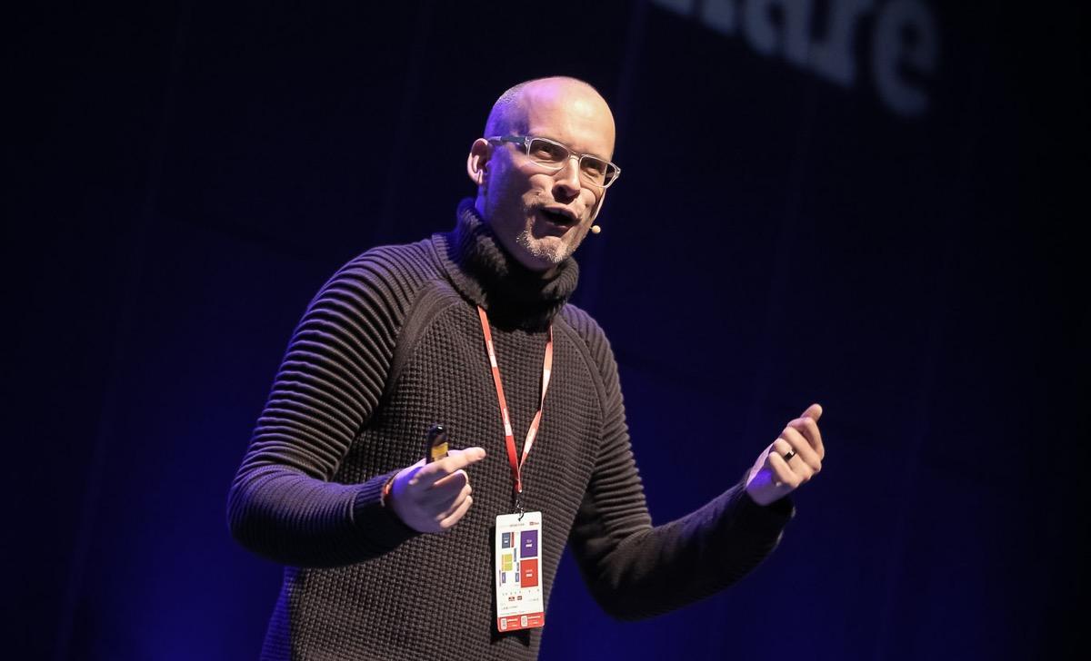UX Consultant Paul Boag