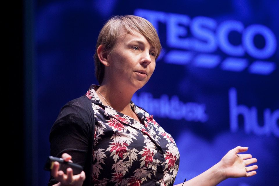 Leisa Reichelt is the Head of User Research at the Government Digital Service