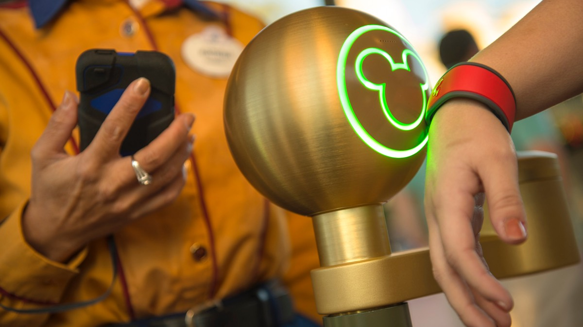 Disney created a prototype of the experience using their new Magic Band to convince the executive to invest $1 billion.