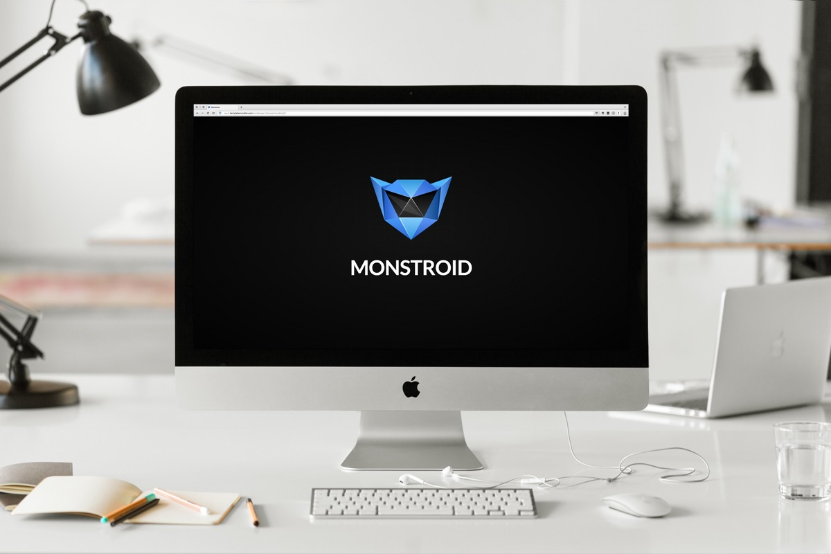 Monstroid combines the best of a professional web designer with the benefits of a service like Squarespace.