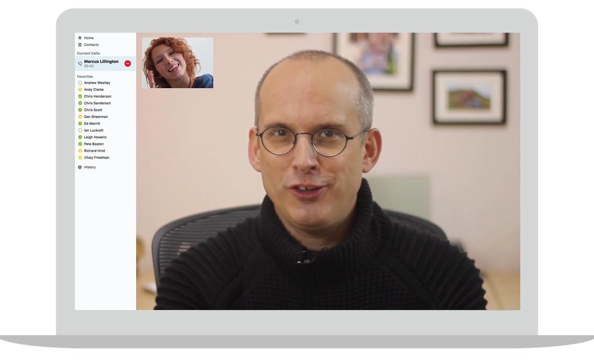 Paul Boag on Skype